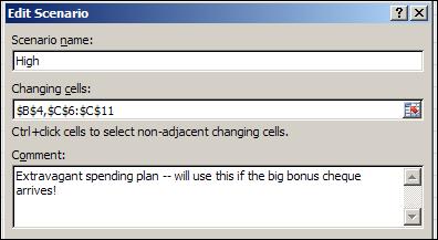 Excel Scenario 03
