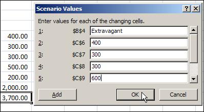 Excel Scenario 04