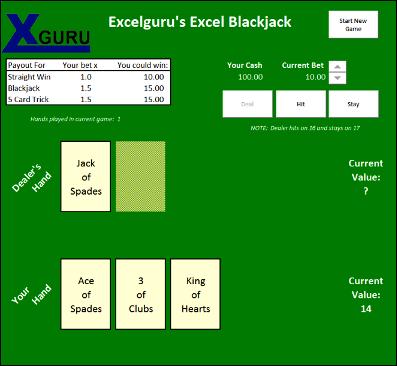 excelblackjack