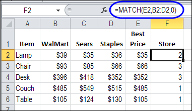 comparing excel sheets
