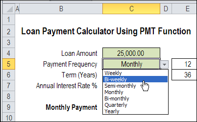 interest only calculator with additional payments