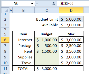 Excel Check List Template