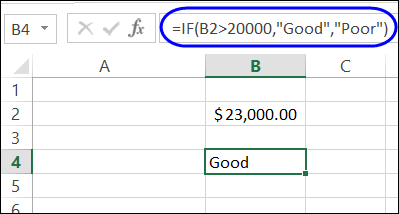 Nesting IF Functions in Excel - Contextures Blog