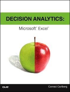 decisionanalyticsexcel