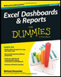 Excel dashboards for dummies