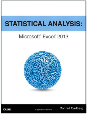 statistical analysis excel 2013
