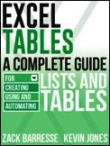 Excel Tables Complete Guide