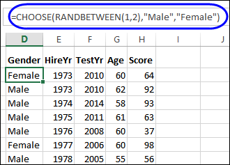 Create random text in Excel http://blog.contextures.com/