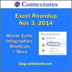 Excel Roundup 20141103