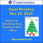 Excel Roundup 20141215