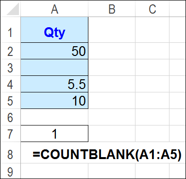 count blank cells www.contextures.com