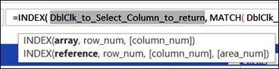 Enter complex Excel formulas fast with AutoCorrect
