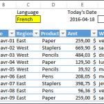 Choose From a List to Change Excel Data