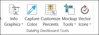 DataPig Excel Dashboard Tools