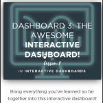 Excel Dashboard Course Giveaway Winners