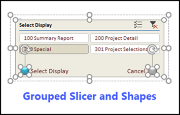 Excel Pop Up Selector Tool